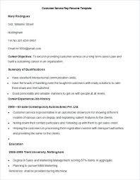 resume for customer service representative in bank customer service representative resume template resume sle for