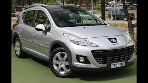 peugeot 102 car b5945 2011 peugeot 207 outdoor auto walkaround video youtube