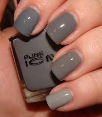 gray nail polish designs image collections nail art designs