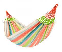 domingo coral kingsize classic hammock outdoor