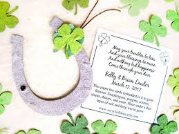 seed paper wedding favors 30 blessing seed wedding favors green seed paper