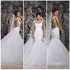 where to buy wedding dresses wholesale mermaid wedding dresses buy new 2014 backless wedding