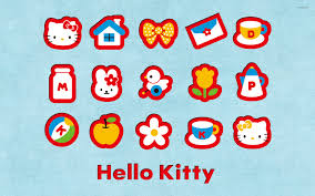 kitty wallpaper cartoon wallpapers 30521