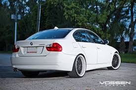 matte white bmw 328i vossen photoshoot white on white bmw 328 sedan pics inside myg37