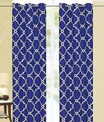 Zebra Print Curtain Panels Aurora Home Zebra Printed Room Darkening Grommet Top 84 Inch