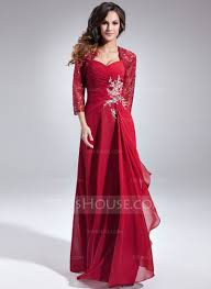 a line princess sweetheart floor length chiffon mother of the