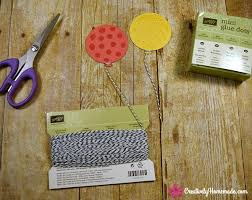 making birthday cards at home with the celebrate today stamp set