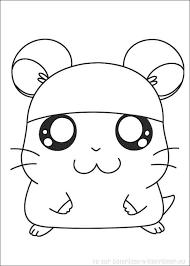 Sélection de coloriage hamster à imprimer sur LaGuerchecom  Page 3