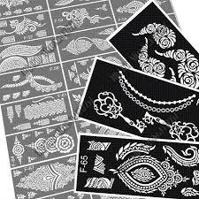henna tattoo kits with stencils best tatto 2017