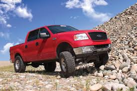 ford truck lifted bds 6