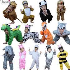 Halloween Costumes Kids Animals Cloth Umbrella Picture Detailed Picture Cartoon