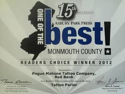 pogue mahone tattoo shop red bank new jersey