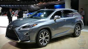 lexus blue color 2018 lexus rx goes 3 row kelley blue book