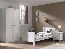 chambre complete enfant chambre design blanche avec poignées corde