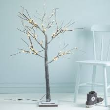 buy 1 2m indoor pre lit led snowy twig tree from our