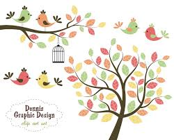 cute trees cartoon trees with branches free download clip art free clip
