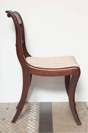Antique Regency Dining Chairs Antique Regency Style Dining Chairs Set Of 12 Regency Dining