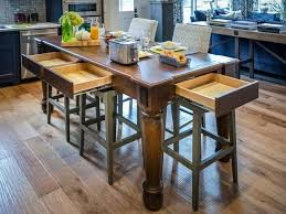 fabulous kitchen table with storage and kitchen island storage