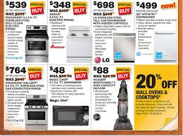 home depot black friday appliance sale kitchen incredible home depot ad deals for 1013 1016 refrigerator