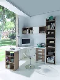 Desks With Shelves by Small Home Office Idea Make Use Of A Small Space And Tuck Your
