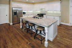 kitchen islands with legs kitchen island support legs and skirt make a beautiful difference