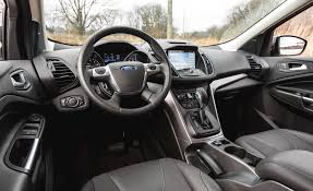 Ford Escape Interior - 2016 ford escape ecoboost cars exclusive videos and photos updates