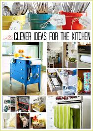 7 Clever Design Ideas For Ideas For The Kitchen Kitchen And Decor