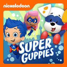 bubble guppies super guppies itunes