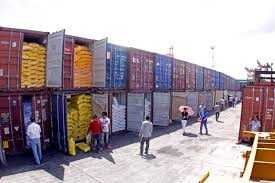 bureau container customs to auction 120 vans of imported rice cebu daily