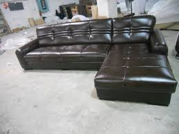Small L Shaped Leather Sofa 2015 European Modern Design Small L Shaped Genuine Leather Corner