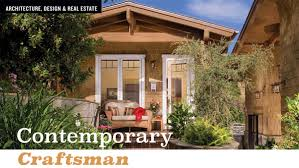 how to reinvent the contemporary craftsman style design oc