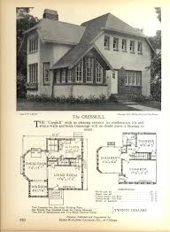 House Builder Plans The Cresskill Home Builders Catalog Plans Of All Types Of Small