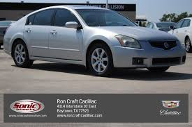 2007 nissan maxima for sale in houston tx stock s7c829007