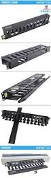 wall mounted cable management system high quality wall mount server rack standard 19inch data cabinet