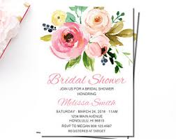 brunch bridal shower invitations bridal shower brunch etsy