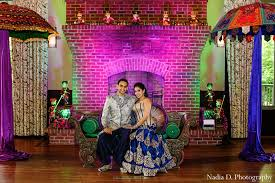 Indian Wedding Reception Themes by Spartanburg Sc Indian Wedding By Nadia D Photography Maharani