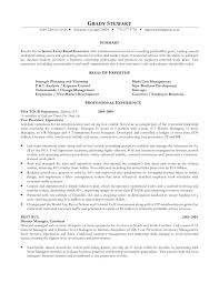 Sample District Manager Resume by Grady Stewart Resume