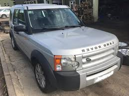 silver land rover discovery currently breaking 2005 land rover discovery 3 2 7 tdv6 hse