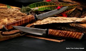 custom handmade steak knives each set unique and made to order