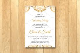 Size Invitation Card Wedding Invitation Card Template Invitation Templates Creative