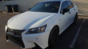 white lexus is300 2013 matte pearl white gs350 f sport clublexus lexus forum