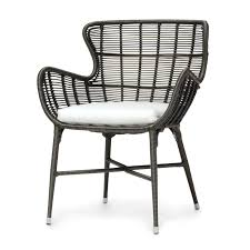 Outdoor Modern Chair Palecek