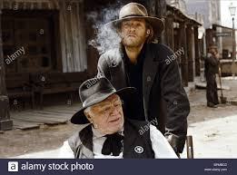 vincent cassel u0026 ernest borgnine blueberry 2004 stock photo