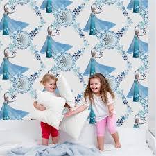 Childrens Bedroom Borders Stickers Disney Frozen Wallpaper Borders Stickers Brand New Official