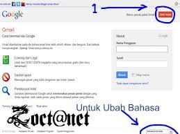 buat akun gmail bahasa indo 233 cara membuat akun email gmail zoct net