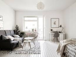 light scandinavian studio apartment studio u0026 loft apartment