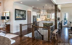 open basement stair design ideas pictures remodel and decor