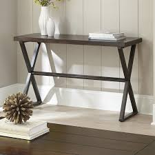 Silver Console Table Shop Steve Silver Company Omaha Birch Console Table At Lowes Com
