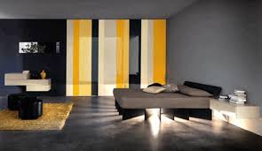 Accent Wall Color Combinations Square Mirror With Black Wooden