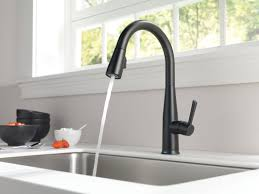 Delta Classic Single Handle Kitchen Faucet 100 Standard Kitchen Faucet Pfister Harbor High Arc 2